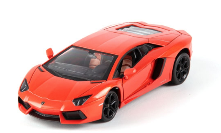 neu ovp rc auto lamborghini aventador lp700 orange. Black Bedroom Furniture Sets. Home Design Ideas