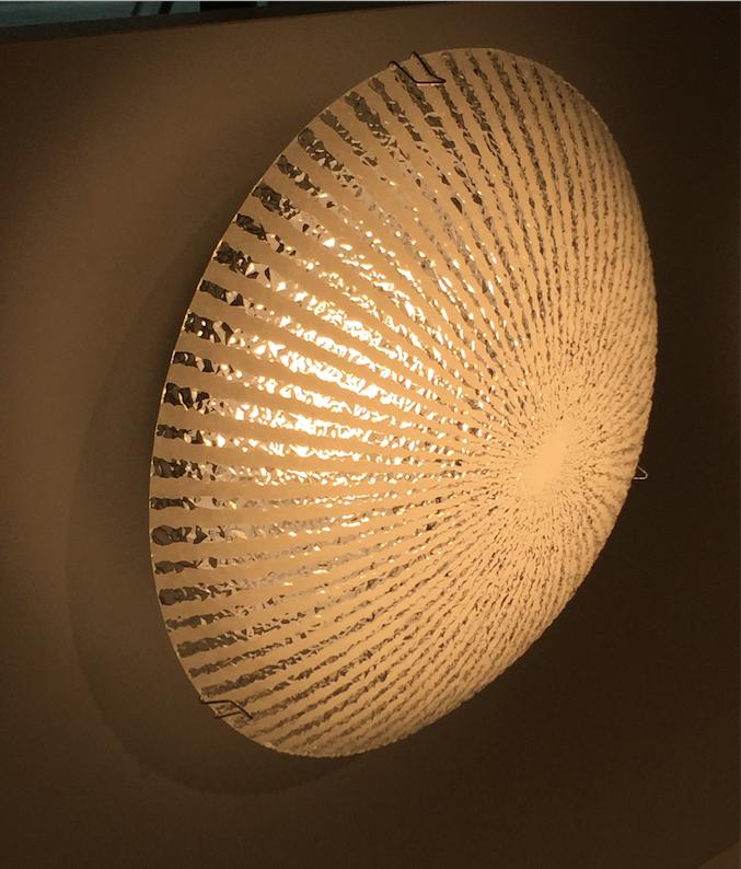 led deckenleuchte glasleuchte flur bad deckenlampe 25 cm rund led 48265 8. Black Bedroom Furniture Sets. Home Design Ideas