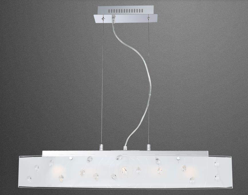 neu led pendelleuchte pendel globo h ngelampe kristalle g9 led 15090 5h wohnraumleuchten. Black Bedroom Furniture Sets. Home Design Ideas